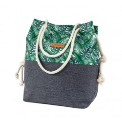 Handbag Bag in Palm Trees