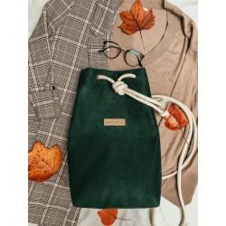 BACKPACK-BAG BOTTLED GREEN