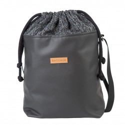 BAG 2in1 eco-leather +handles